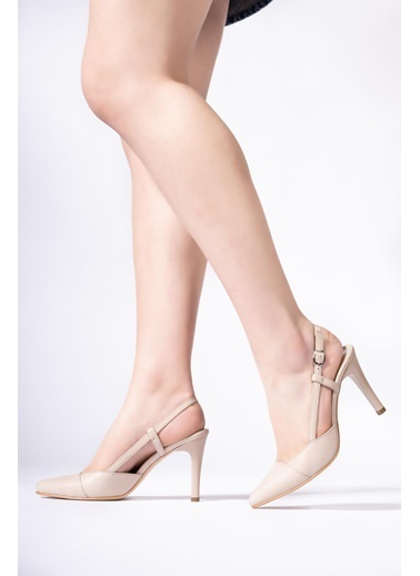 CZ London Ayakkabı Bej